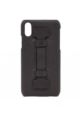 CASE FINGERS LEATHER ALL BLACK