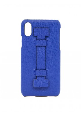 CASE FINGERS LEATHER ALL BLUE