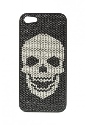 Cover Swarovski Skull Black Diamond