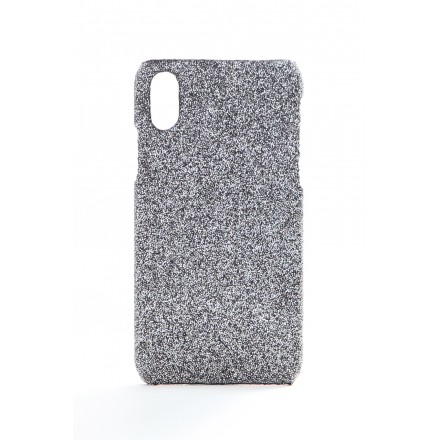 Cover Crystal Fabric Silver