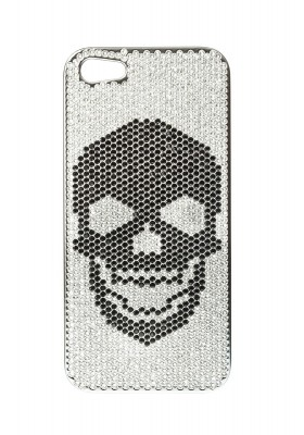 Cover Swarovski Skull Total Black
