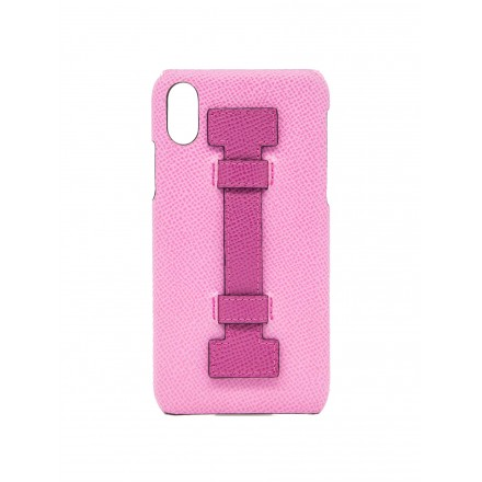 COVER FINGERS LEATHER PINK/FUCSIA