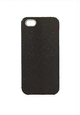 Case Crystal Fabric Black / Silver Finishing