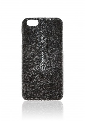 Black Stingray Leather Cover