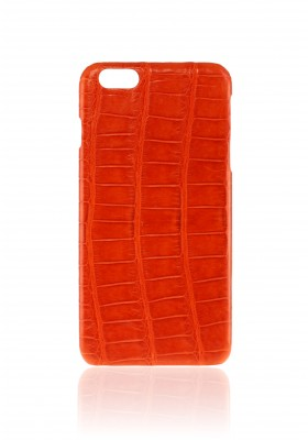 Cover Croco Tangerine