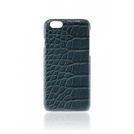 Cover Croco Navy Blue