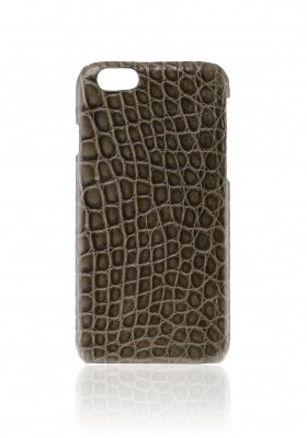 Cover Croco Brown Carob