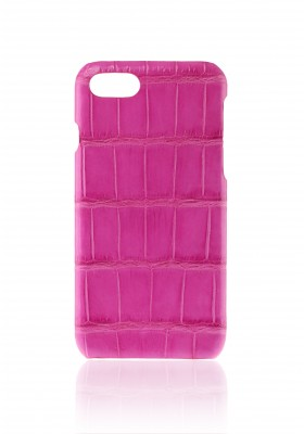 Cover Croco Fuchsia