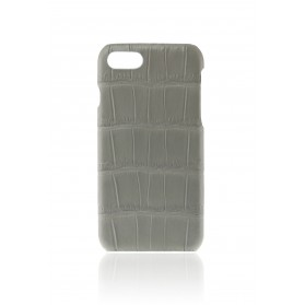 Cover Croco Gris Clair