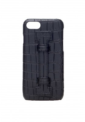 Case Fingers Croco Black/Black