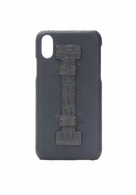 Cover Fingers Leather Green/Croco Green