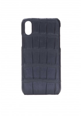 Case Croco Black