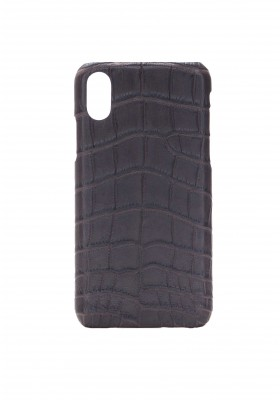 Case Croco Marron