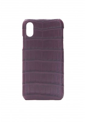 Case Croco Bordeaux