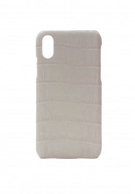 Case Croco Beige